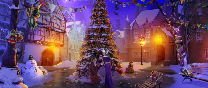 Рождественская сказка. И удивим Небеса!