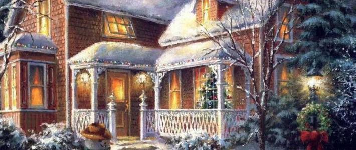 С наступившим Рождеством!
