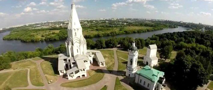 14 июля — встреча Семьи Света в Коломенском